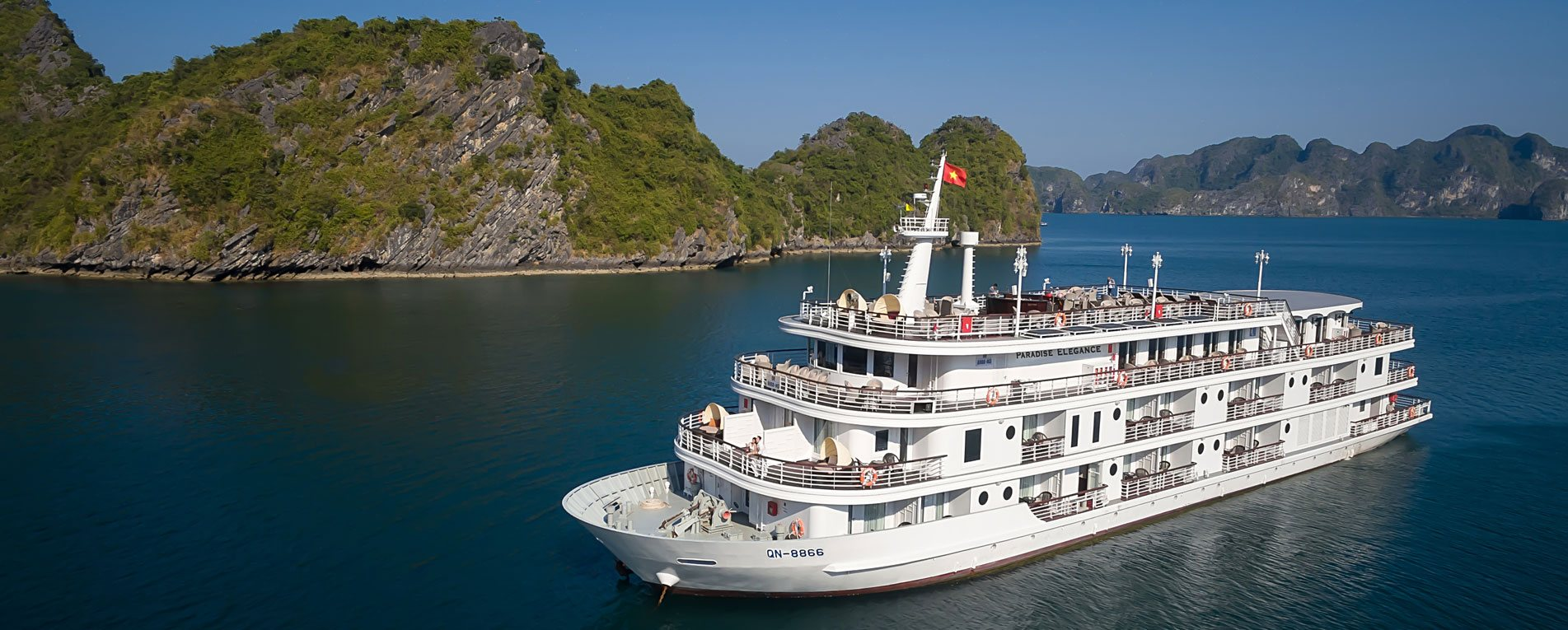 3 DAY 2 NIGHT CRUISE ITINERARY ABOARD PARADISE LUXURY HALONG BAY (2nights on boat)