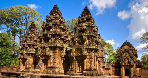 ANGKOR IMPRESSIVE 4 DAYS / 3 NIGHTS