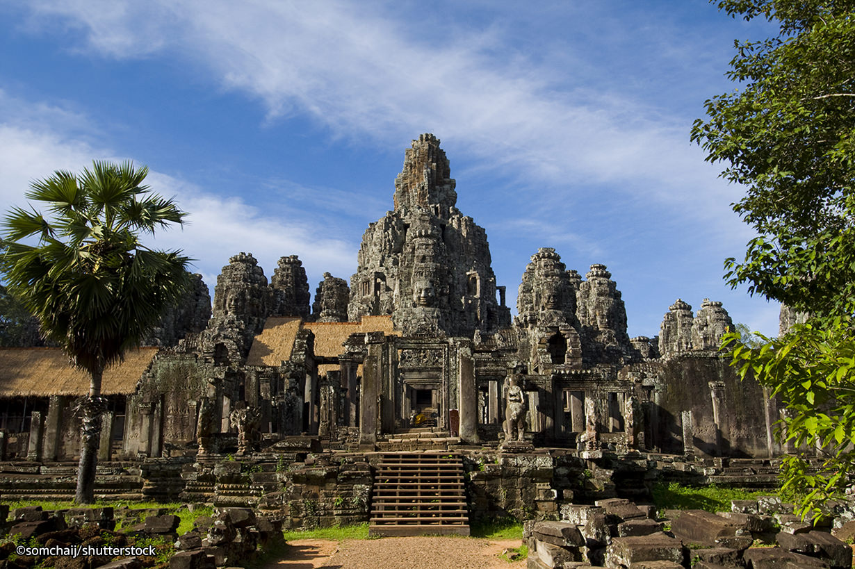 ANGKOR HIGHLIGHT 5 DAYS / 4 NIGHTS